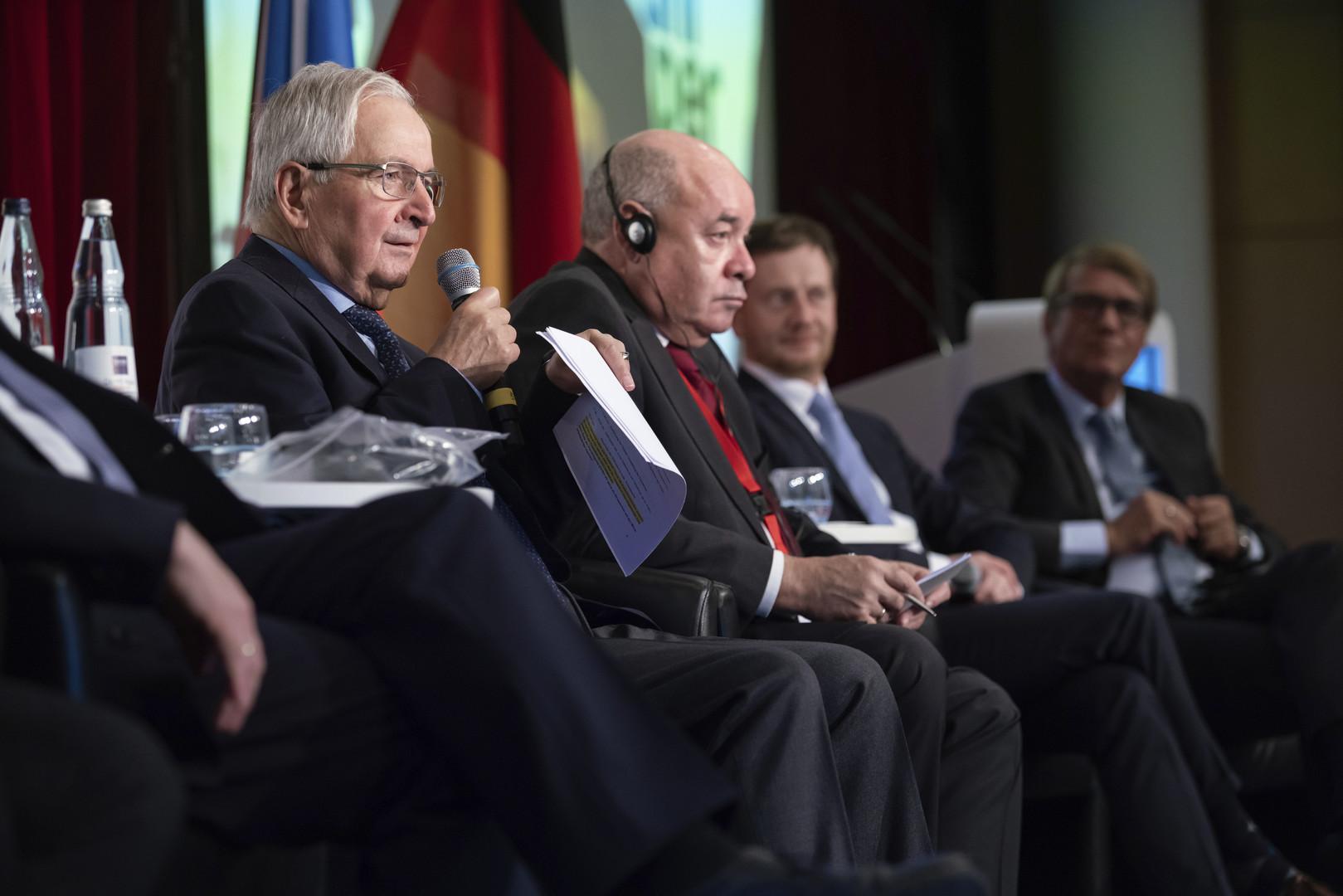 Neue deutsch-russische Synergie – Bilanz der 11. Rohstoff-Konferenz in Potsdam