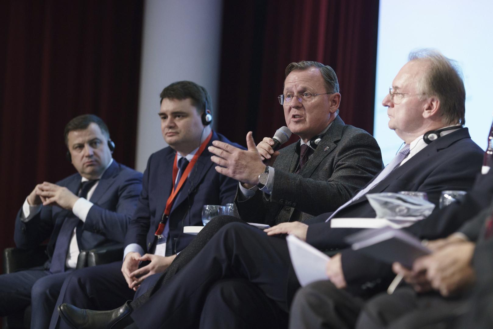 Schlafender Riese? Quatsch! Russischer Vize-Industrieminister über aufstrebende russische Wirtschaft