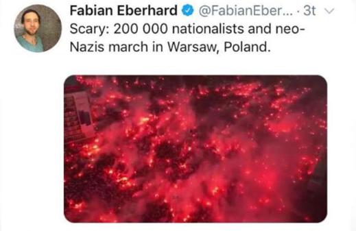 Shitstorm wegen Nationalisten in Polen: Schweizer Journalist muss Twitter-Account deaktivieren