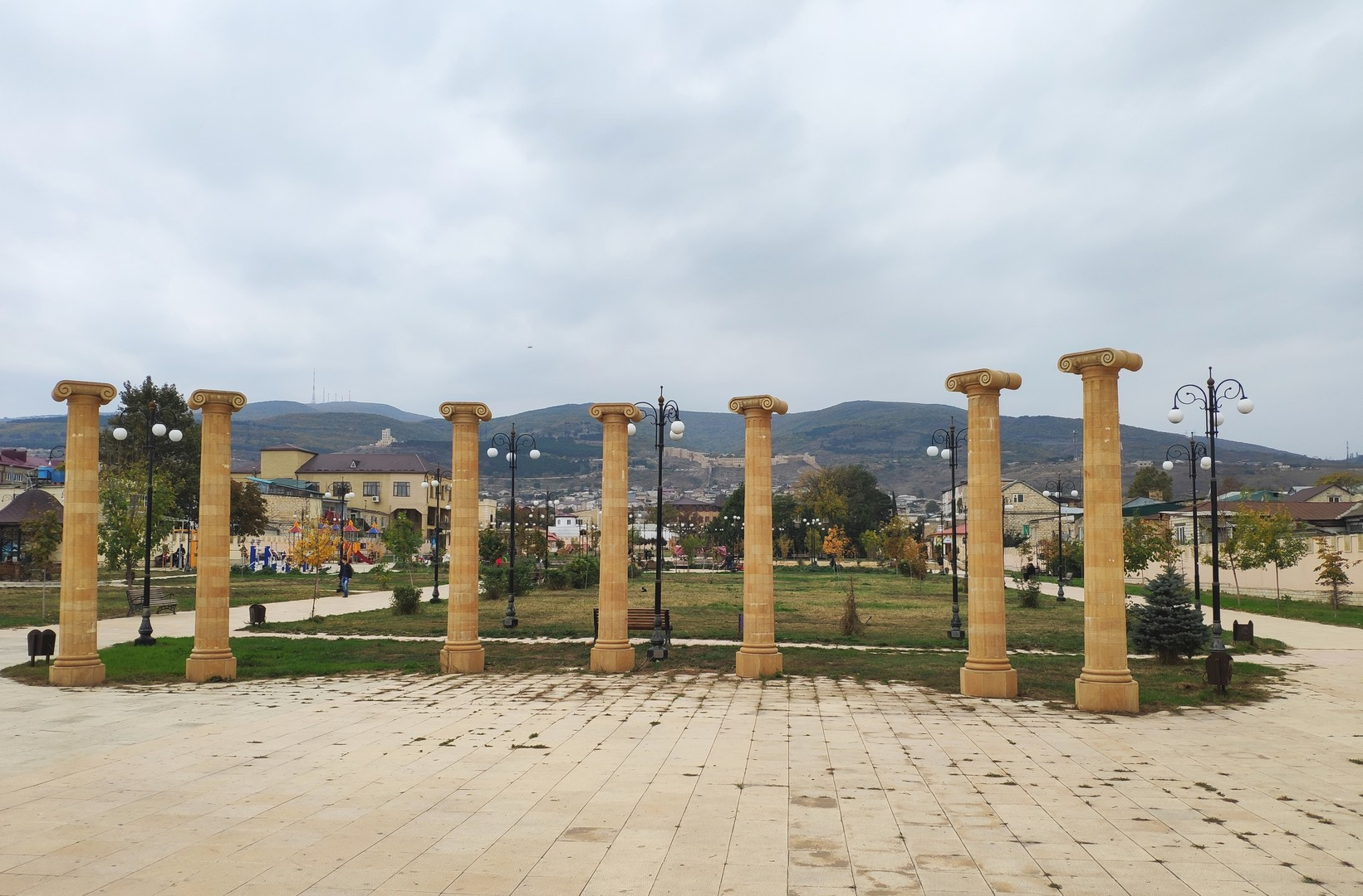 Derbent - Weltkulturerbe am Kaspischen Meer