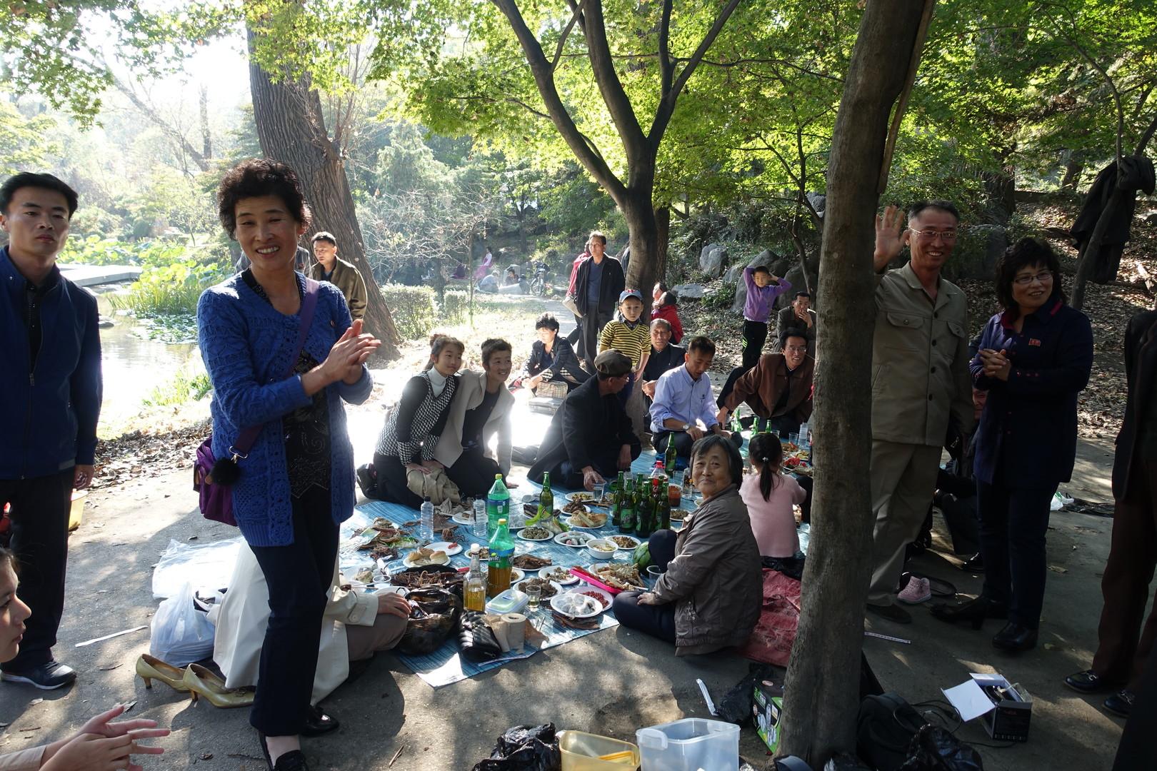 Nordkoreanische Kunst gegen Vorurteile und zum besseren Miteinander