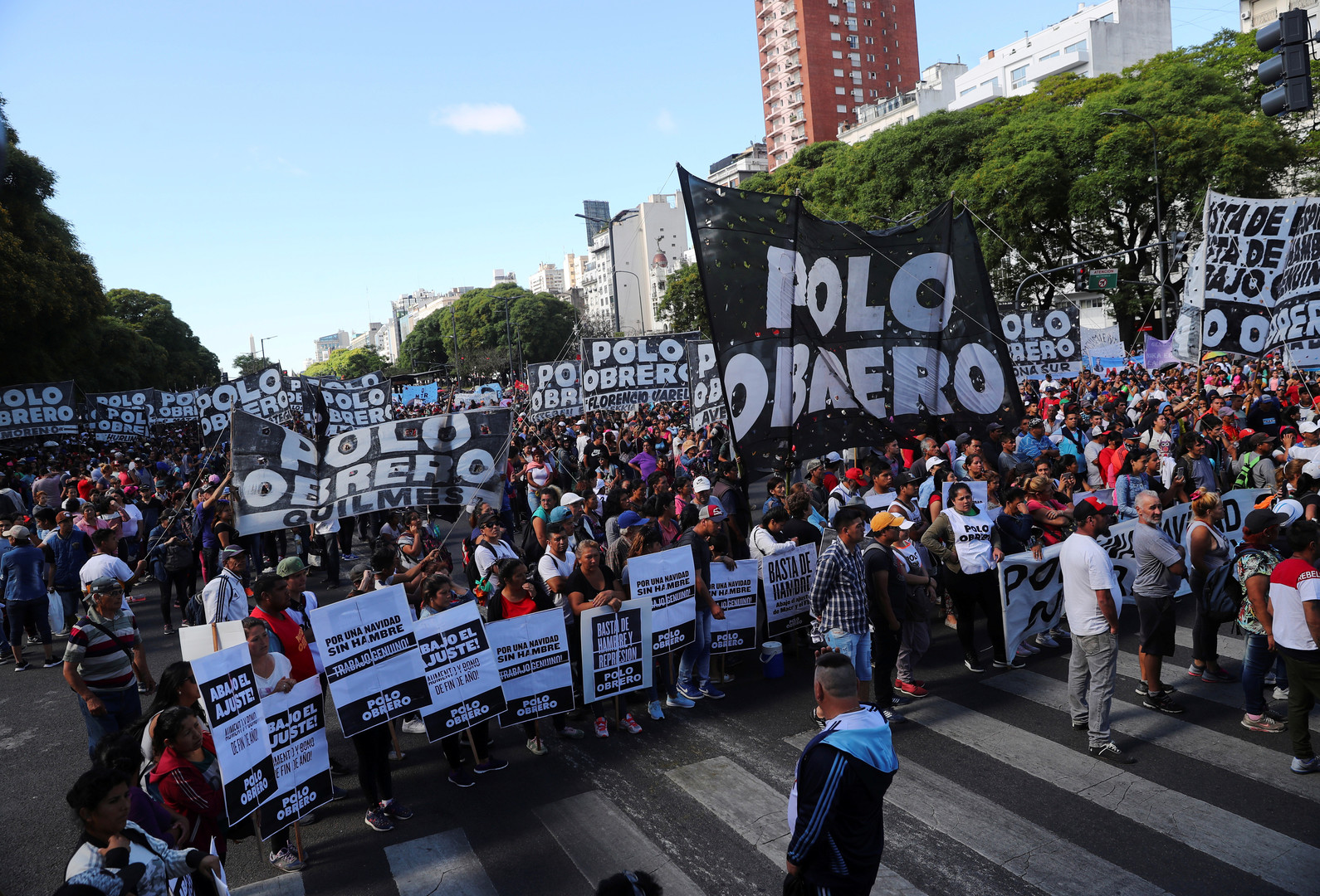 G20-Gipfel in Buenos Aires beginnt: Handelskrieg, Ukraine-Konflikt und Proteste