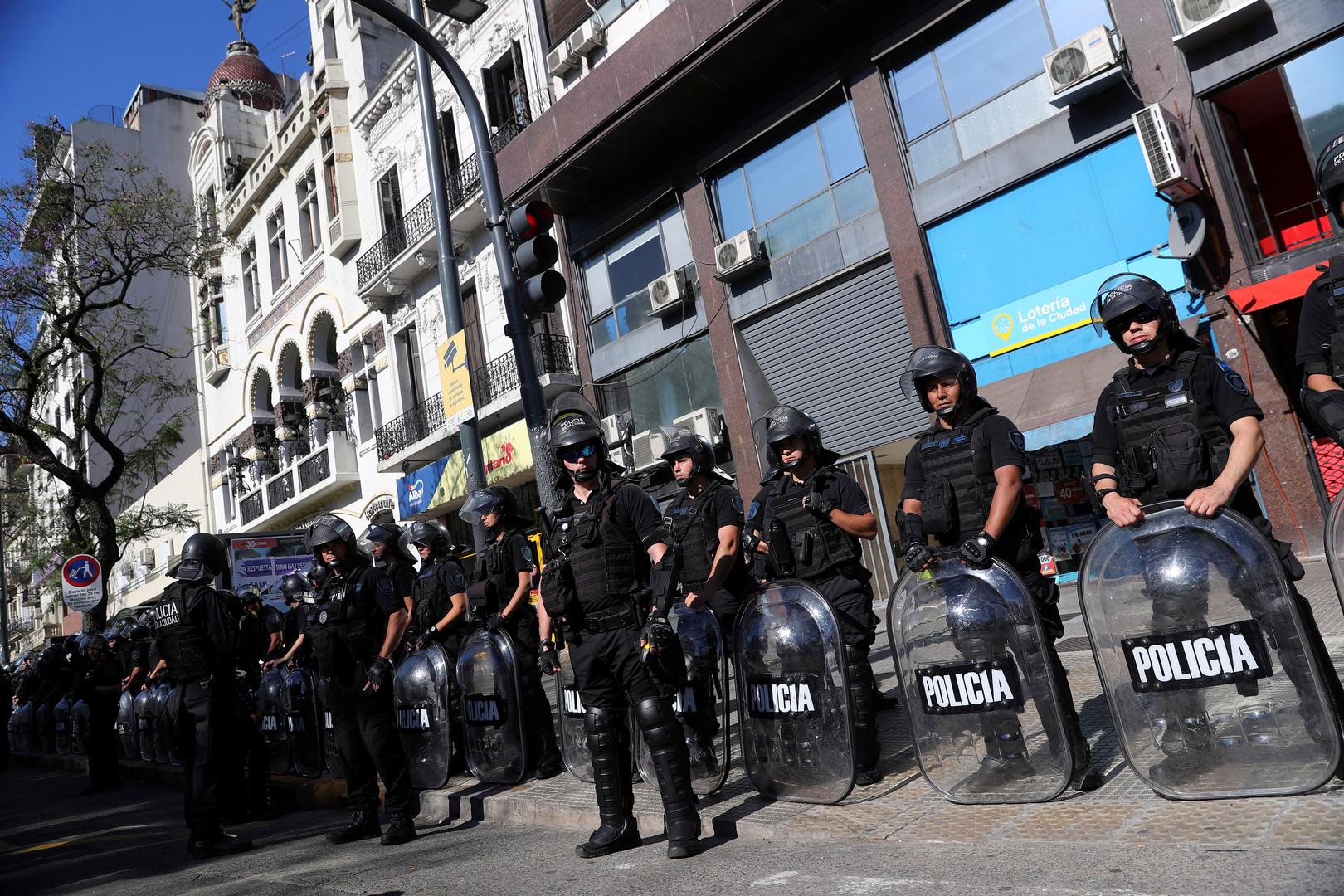 Argentinien: Gegner des G20-Gipfels machen mobil