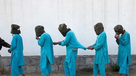 Gefangene Taliban, Symbolbild