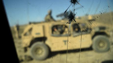 Die Kontrolle über das Land ist auf Rekordtief, die Verluste auf Rekordhoch für afghanische Sicherheitskräfte.