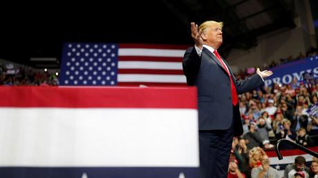 Facebook und US-Sender setzen Wahlkampfspot von Trump wegen Rassismusvorwurfs ab