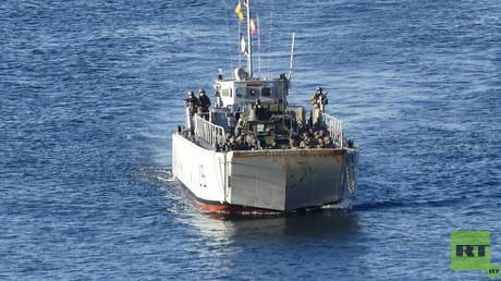 Am 30. Oktober fand in der Nähe der norwegischen Stadt Trondheim ein Medientag statt, bei dem die Schlagkraft der NATO demonstriert werden sollte.
