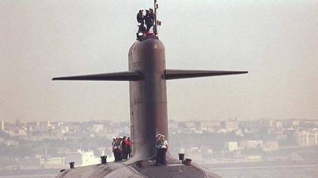 Französisches U-Boot der