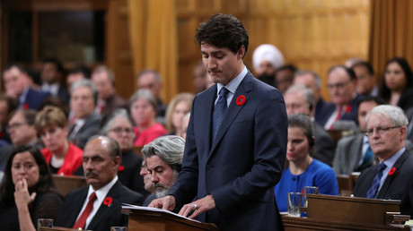 Trudeau entschuldigt sich für Zurückweisung des Schiffes mit jüdischen Flüchtlingen im Jahr 1939