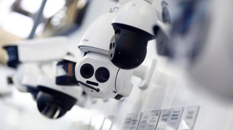 Modernste Überwachungstechnik