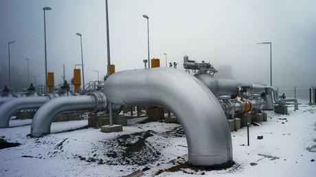 (Symbolbild). Deutschland und Russland sind sich bei Nord Stream 2 einig. Für die USA ein Problem.