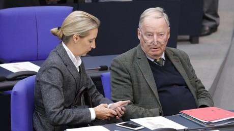 Geheimnisvolle Spender aus dem Ausland: Der Bodensee-Kreisverband von Bundestagsfraktionschefin Alice Weidel erhielt Überweisungen aus Belgien und der Schweiz.