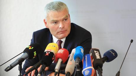Sachsen-Anhalts Innenminister Holger Stahlknecht (CDU) ist zugleich Vorsitzender der Innenministerkonferenz.