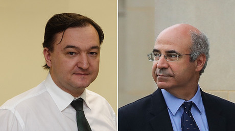 Sergej Magnitsky, William