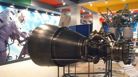 NASA: USA nutzen weiterhin RD-180-Triebwerke aus Russland für Atlas-Raketen (Archivbild: Brennkammer für russische Triebwerke der RD-170-Familie – darunter RD-180, wie es für US-Trägerraketen der Typen Atlas-III und Atlas-V verwendet wird).