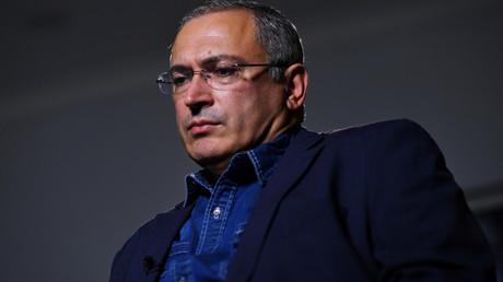 Der ehemalige russische Oligarch Michail Chodorkowski hat vor knapp drei Jahren seinen Wohnsitz aus der Schweiz nach London verlegt.