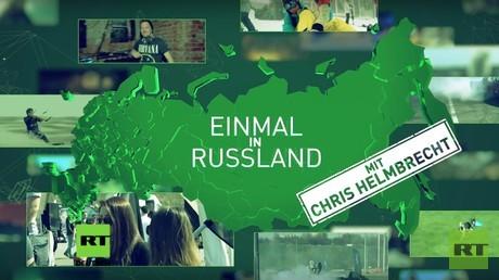 Einmal in Russland