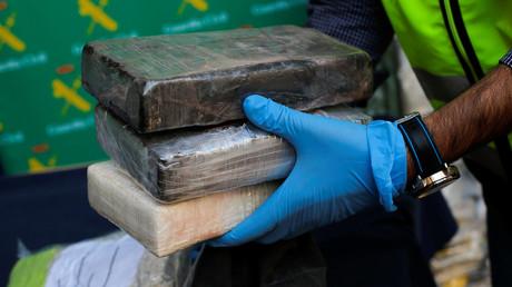 Bruder von Honduras' Präsident wegen Kokainhandels in USA inhaftiert (Symbolbild)