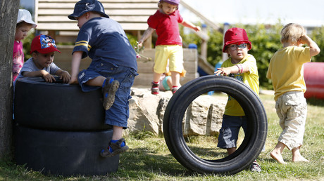 Ein deutscher Kindergarten: Brutstätte des politischen Extremismus?