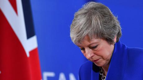 Brexit: Mays Vorschlag droht im Unterhaus zu scheitern (Video)