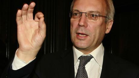 Der russische Vize-Außenminister Alexander Gruschko.