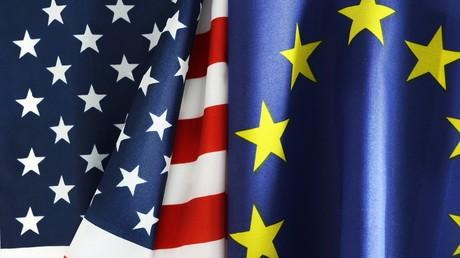 USA und EU – die Handelssupermächte des Westens. Wer ist Koch und wer ist Kellner?
