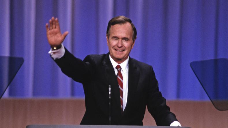 George H. W. Bush: Von Wüstensturm bis zur neuen Weltordnung