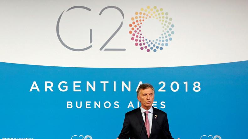 Nach mühsamen Verhandlungen: G20-Staaten einigen sich auf Gipfelerklärung