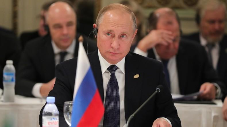 """""""Partei des Krieges"""": Putin schließt mit dieser ukrainischen Führung Frieden aus"""