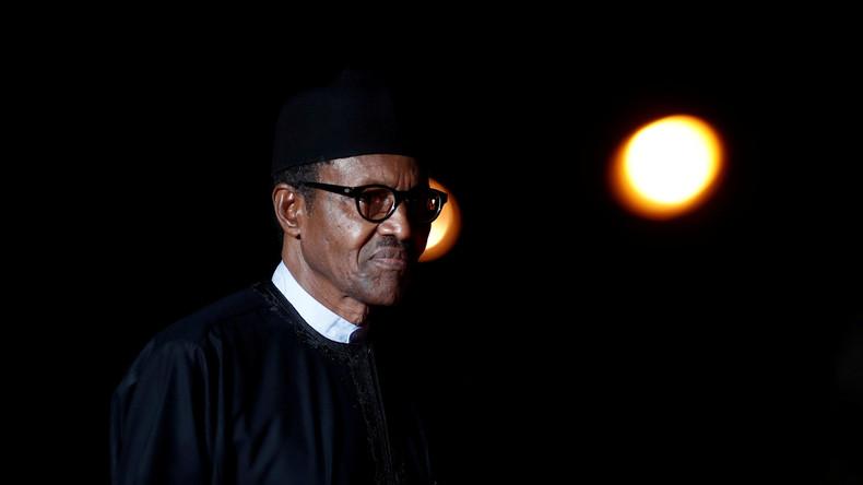"""""""Ich bin nicht geklont worden"""": Nigerias Präsident Buhari weist Gerüchte über seinen Tod zurück"""