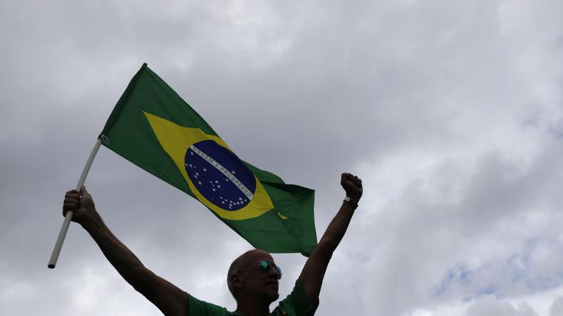 Brasilien steht angeblich vor 31 Milliarden US-Dollar schweren Offshore-Ölboom