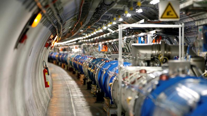 Cern-Teilchenbeschleuniger wird für Großwartung abgeschaltet