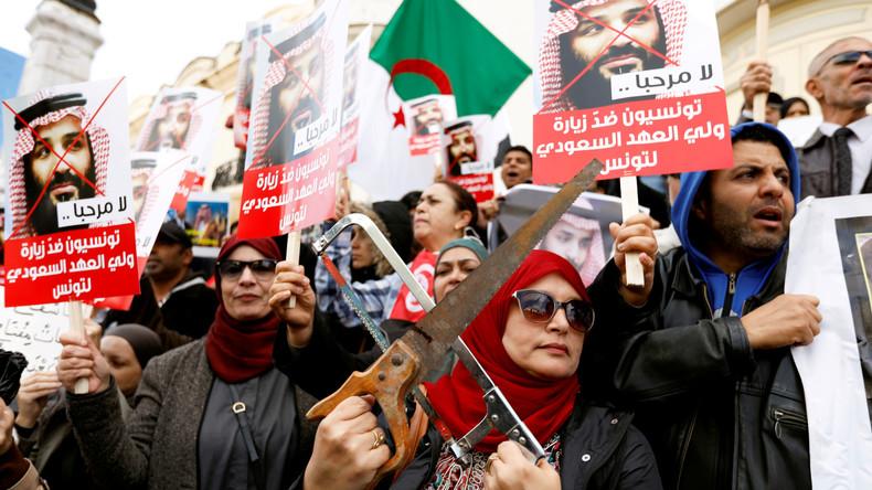 CIA-Bericht: Saudischer Kronprinz soll Khashoggi-Mord bereits 2017 angedeutet haben