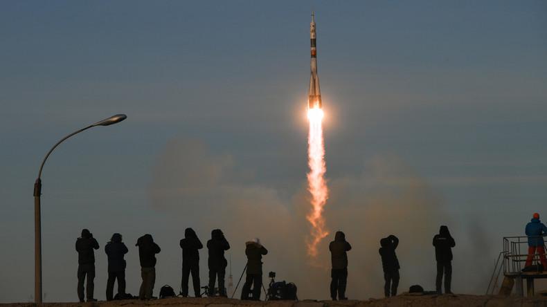 Erste Sojus-Rakete nach Havarie im Oktober erfolgreich zur ISS abgehoben