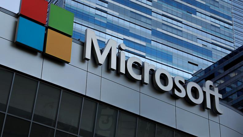 """""""Ethisch und ehrenhaft"""": Microsoft will US-Militär Zugang zu all seinen Technologien verschaffen"""