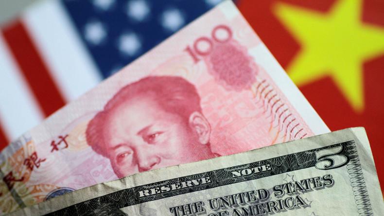 Ökonomen: Chinas Währung steht kurz davor, zum globalen Schwergewicht zu werden