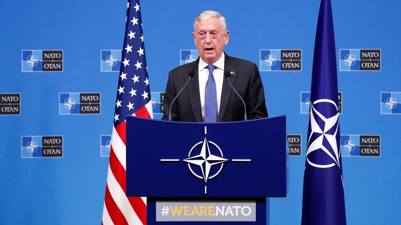 """""""Putin lernt nur langsam"""": US-Verteidigungsminister wirft Moskau Einmischung in Midterm-Wahlen vor"""