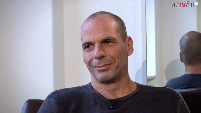 Yanis Varoufakis im Interview zu Julian Assange und den Problemen der EU