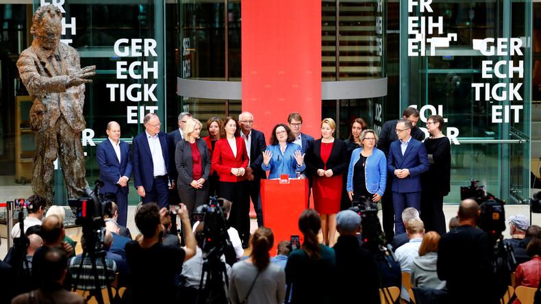 Aktuelle Umfrage: SPD fällt auf neues Rekordtief - Union stabil