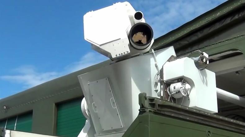 Russisches Verteidigungsministerium: Erste mobile Luftabwehr-Lasersysteme in Felderprobung