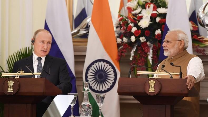 Botschafter: Indien will Zusammenarbeit mit Russland im Energiebereich verstärken