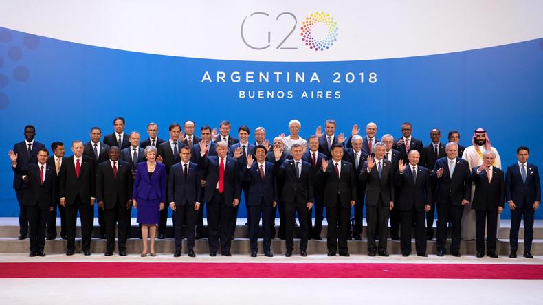 """Interview zu G20 mit Russlands Außenminister Lawrow: """"Kanten der Abschlusserklärung abgeschliffen"""""""