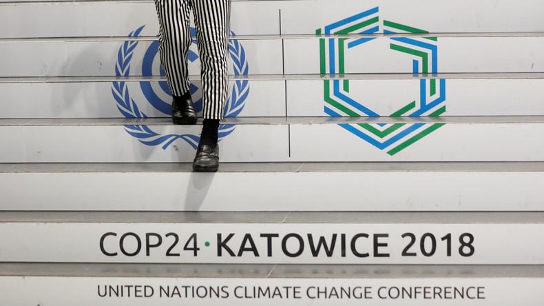 """Polen bekommt von Umweltschützern den Negativpreis """"Fossil des Tages"""""""