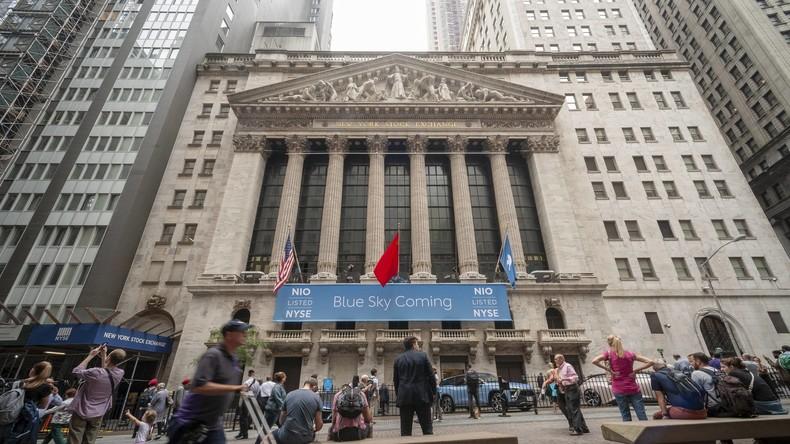 Konjunktursorgen lösen Ausverkauf an US-Börsen aus