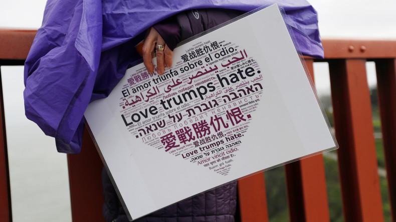 (R)echte Gefühle: Dating-App für Trump-Fans will keine liberalen User sehen