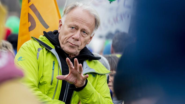Trittin warnt vor Wettrüsten: Pompeo hat Maas wie einen Schuljungen in die Reihe gestellt