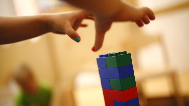 Lego-Stiftung finanziert Spielprojekte für Flüchtlingskinder