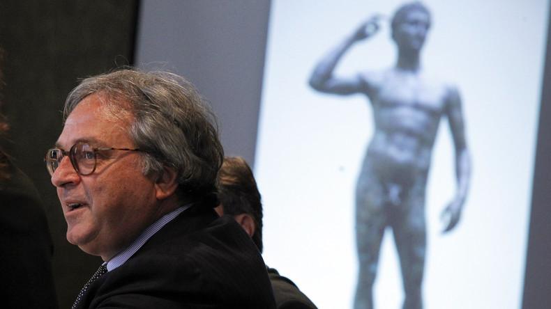 Ciao, bella: US-Museum muss 2.000 Jahre alte Statue an Italien abgeben