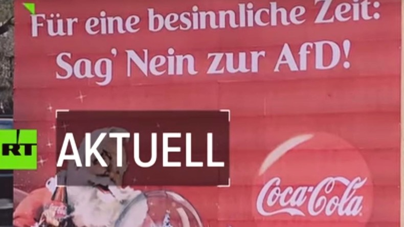Der Anti-AfD-Adventskalender (Video)