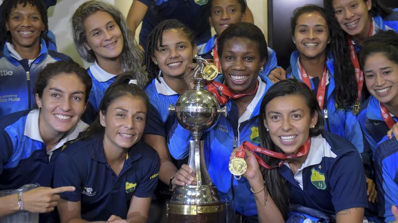 Gewinner der Copa Libertadores Feminina müssen Preisgeld für männliche Mannschaft aufopfern